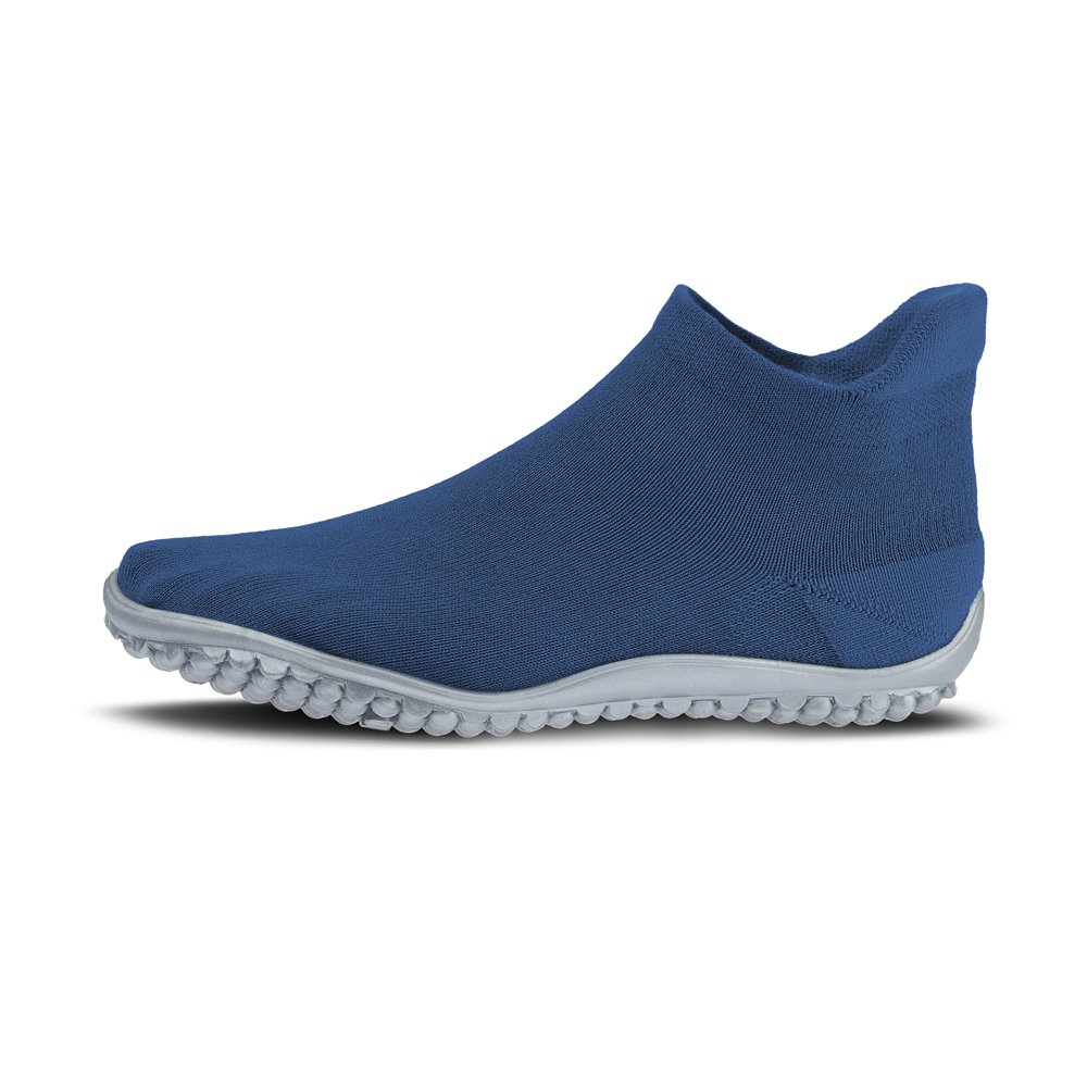 Leguano SNEAKER blau | BARFUßSCHUHE Rosenheim